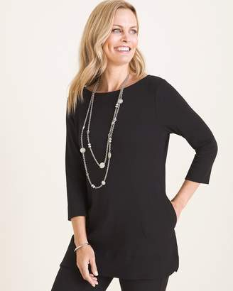 Chico's Chicos Supima Cotton Tunic