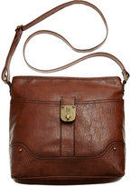 Style&Co. Style & Co. Twistlock Crossbody, Only at Macy's