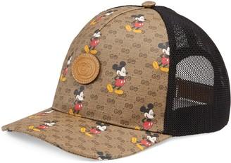 Gucci Disney x baseball hat