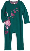Tea Collection Infant Girl's Shi Reversible Romper