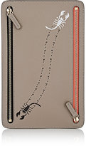 Smythson Women's Panama Animation Currency Case