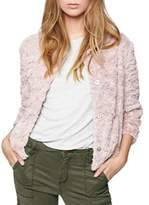 Sanctuary Faux Fur Chubby Jacket