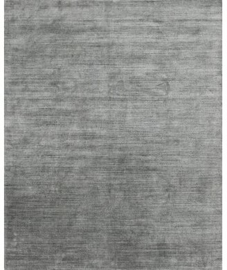 """Loloi Rugs ELLIOT Hand-Knotted Gray Area Rug Rug Size: Rectangle 8'6"""" x 11'6"""""""