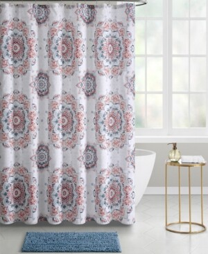 Seventh Studio Nazure 14-Piece Shower Curtain Bath Set Bedding