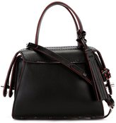 Tod's small piped tote - women - Calf Leather - One Size