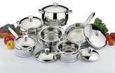 Berghoff Cosmo Cookware Set (12 PC)