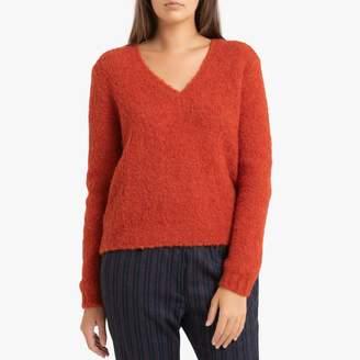 Hartford Mississipi Wool Mix Jumper in Chunky Knit