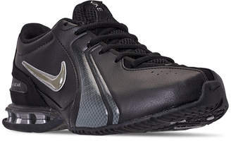 Nike Men Reax Trainer Iii Synthetic Leather Training Sneakers from Finish Line