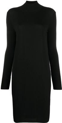 Wolford High-Neck Mini Dress