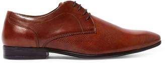 Topman Bryant Leather Derby Shoes