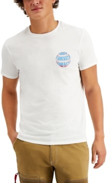 GUESS Eco Globe Logo T-Shirt