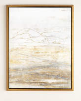 "Horchow ""Golden Horizon"" Giclee"
