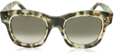 Celine HELEN CL 41397/S T7MZ3 Havana Acetate Cat Eye Women's Sunglasses