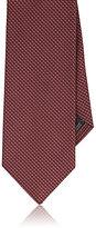 Barneys New York Men's Silk-Cotton Necktie