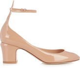 Valentino Tango patent-leather pumps