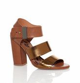LOFT Yelena Chunky Heel Sandals