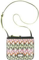 Nine West Jaya Pink Crossbody Handbag One Size Hot pink multi