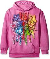 The Mountain Men's Butterfly DC Hooded Sweatshirt