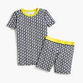 J.Crew Kids' short pajama set in sailboats