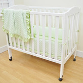 American Baby Company Heavenly Soft 3 Piece Crib Bedding Set