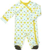 Baby Soy Baby Organic Cotton Pattern Footie (0-3 Months, )
