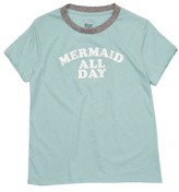 Billabong Girl's Mermaid All Day Tee
