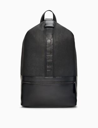 Calvin Klein Bartley Micro Texture Backpack