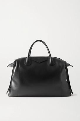 Givenchy Antigona Soft Large Leather Tote - Black