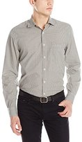 Nudie Jeans Men's Espen Small Check Woven Shirt