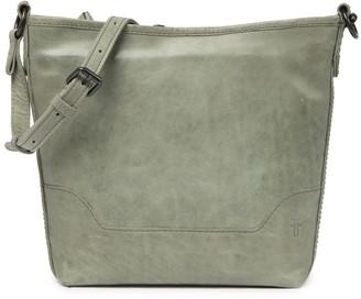 Frye Melissa Small Leather Hobo Shoulder Bag