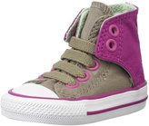Converse Chuck Taylor All Star Easy (Inf) - Malt/Pink Sapphire/Mint Julep-3 Infant