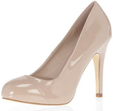 Dorothy Perkins Nude curved court