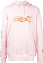 Sankuanz - printed hooded sweatshirt - men - Cotton - S