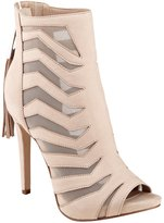 GUESS Women's Anika Mesh Booties