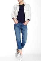 Spanx The Slim-X Casual Cuffed Jean