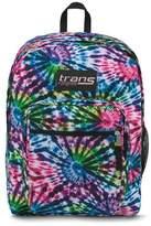 """JanSport Trans by 17"""" SuperMax Backpack - Tie Dye Swirls"""