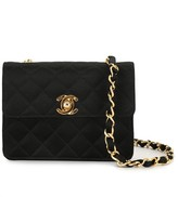 Chanel Pre Owned mini diamond quilted crossbody bag