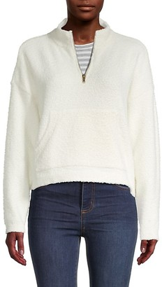 RD Style Textured Mockneck Sweater