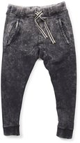 MUNSTER - Youth Boy's House Down Pants - Black