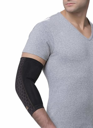 Copper Fit unisex adult Elbow Compression Sleeve Hosiery