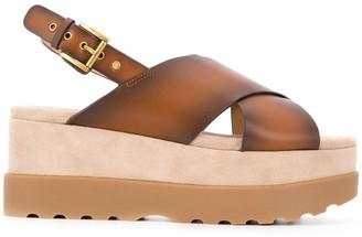 MICHAEL Michael Kors Becker platform sandals