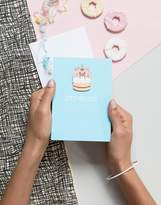 TACHE Let's Pig Out Birthday Card