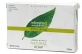 Tea Tree Therapy Refreshed Exfoliant Bar Soap Lemon Myrtle