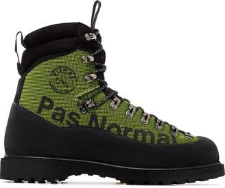Pas Normal Studios x Diemme Roccia lace-up boots