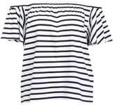 Polo Ralph Lauren Print Tshirt deckwash white/cruise navy