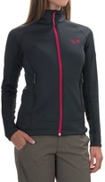 Mountain Hardwear Desna Grid Fleece Jacket - Polartec® Power Dry® (For Women)