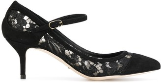 Dolce & Gabbana Bellucci Mary Jane pumps