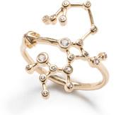 Lulu Frost Zodiacs Sagittarius + Fire Ring