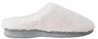 Dearfoams DF by Women's Fluffy Terry Clog slippers