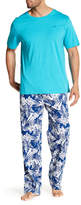 Tommy Bahama Tropical Flower 2-Piece PJ Set